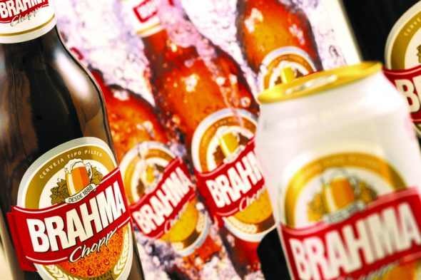 Cervejas Brahma