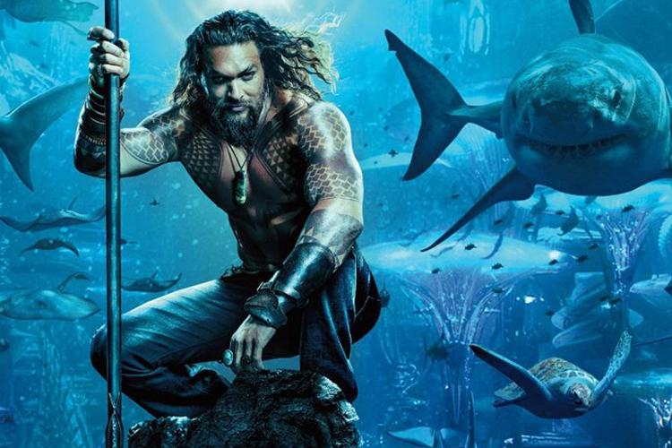Aquaman se torna o filme do Universo DC de maior bilheteria mundial